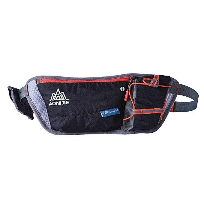 cbd0e89031 AONIJIE Outdoor Sports Running Riding Gym Pockets Bag Marathon Kettle Purse  Phone Package Super Light Waist