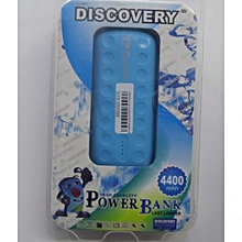 Power Bank 4400mAh - Blue