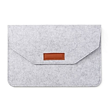 New Fashion Soft Sleeve Bag Case For Apple Macbook Air Pro Retina 11 Laptop Anti-scratch Cover For Mac Book 13.3 Inch