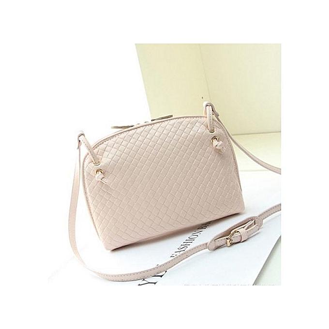 03de7d70caf0 Women Hobo Shoulder Bag Faux Leather Satchel Crossbody Tote Handbag BG-Beige