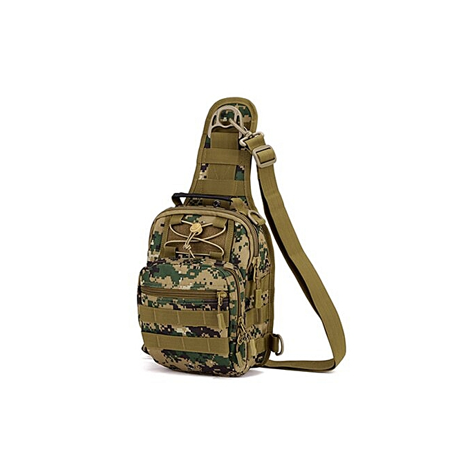 3b1500f8107 Norbinus 2018 Men s Shoulder Handbag Chest Bag Sling Pack Tactical Crossbody  Bags for Men Waterproof Nylon
