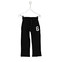 Black Fashionable Trousers