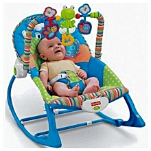 Baby Rocker with Melody,vibrations and toys