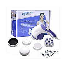 Full Body Sculptor Massager - Relax & Spin - Tone Slimmer