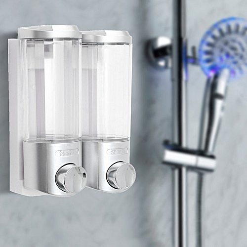Buy Generic Luxury Wall Mounted Bathroom Shower Body Soap Dispensers
