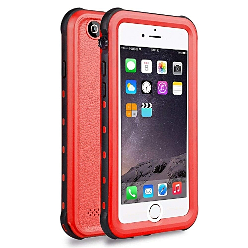 size 40 93869 c58ae Waterproof Case,Underwater Case For IPhone 6 Plus, Dust Proof, Snow  Proof,Shock Proof, Heavy Duty Protective Carrying Slim Case Cover For  IPhone 6S ...