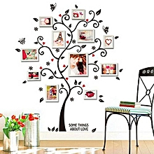 Frame Tree Wall Stickers Muslim Vinyl Home Stickers Wall Decor Decals -