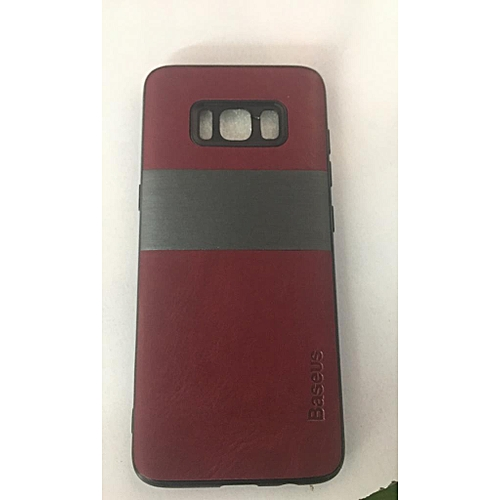 quality design 0d84c d3962 Samsung Galaxy S8 Plus Back Cover - Maroon