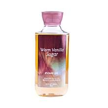 Warm Vanilla Sugar Shower Gel  295ml