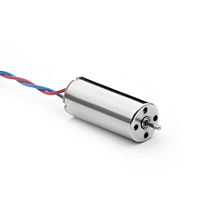 8.5x20mm 820 Coreless Motor For Hubsan X4 H107C H107D RC Quadcopter-red blue