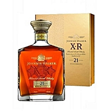 XR 21 Year Old Scotch Whisky  - 700ml
