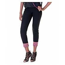Black Kora Pants