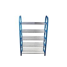 Shoe Rack -  Sky Blue