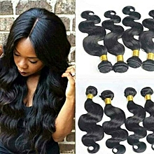 Princess Hair Collections 100% Human Hair Peruvian Body Wave Weave