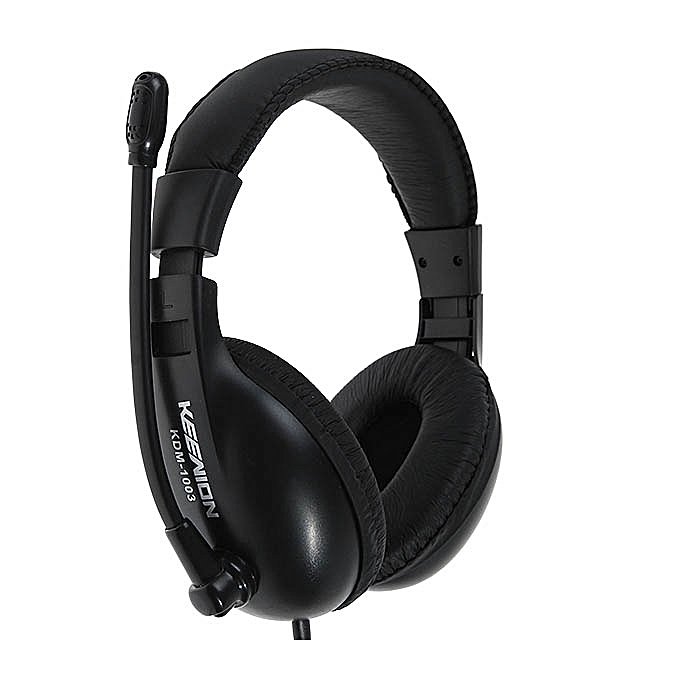 generic kdm 1003 portable stereo multimedia headset with. Black Bedroom Furniture Sets. Home Design Ideas