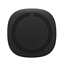 ZAPO W5-E 5W QI Wireless Charger Intelligence USB Charging Pad for iPhone 8/8 plus/X Samsung S8 Note 8 Black