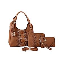 4-in-1 Modern Ladies Handbags