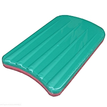 U-shaped EVA Swimming Floating Plate Kickboard Pool Training Board for Adult & Children - Color Random