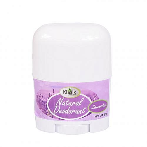 25g Twist Stick Natural Deodorant - Lavender Scent