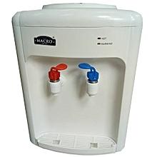 Water Dispenser Hot & Normal Basic - White Plus Free Mug