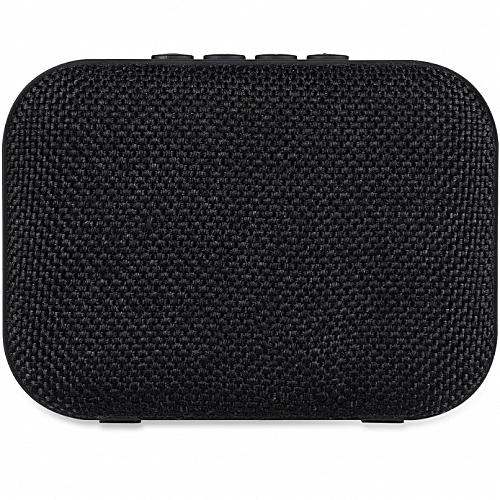 ZB-Sound Cube - Zoook Bluetooth Speaker - 5W - Black.