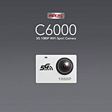 C6000 1080P 5G Wifi FPV Camera for Bugs B3H B10H B3PRO RC Drone Quadcopter