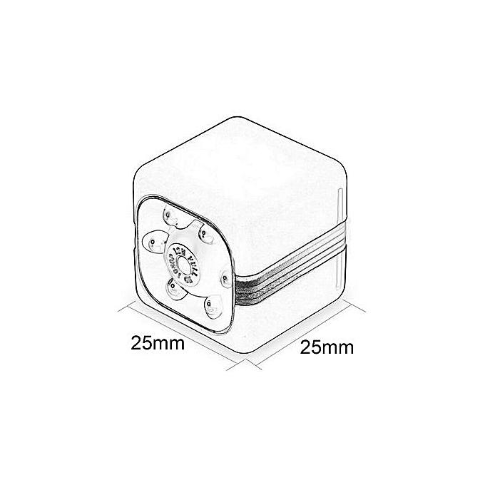 Generic Sq11 Car Dvr Mini Camera Fhd 1080p Infrared Video Recorder