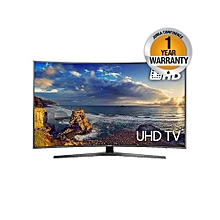 "55NU7300 – 55"" - UHD 4K Curved Smart LED TV - HDR - Black"