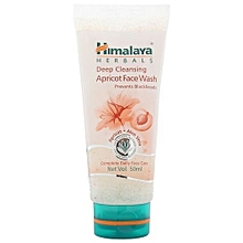 Deep Cleansing Apricot Face Wash-50ml