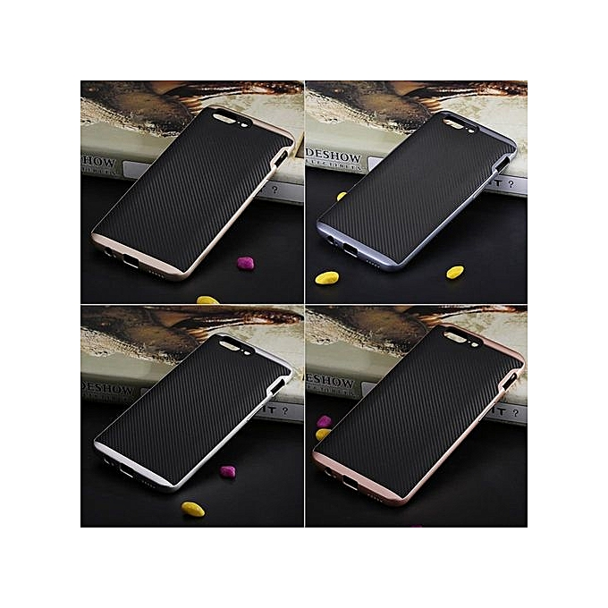 7571bee712 UNIVERSAL TPU Soft Matte Phone Case Shockproof Anti-slip Protective Back  Cover For Oneplus 5 (Rosegold)
