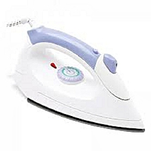 1000 Watts Dry Iron with Spray Ceramic Base Sole Plate