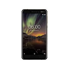 Nokia 6.1 2018 Android Oreo 32GB ROM 3GB RAM 5.5 Inch - Black copper