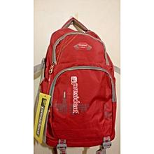 "15.6"" Laptop Carry Case - Red Laptop Bag- Hiking Bag"