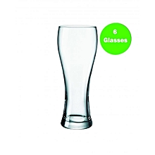 Crystal Clear Non-Lead - 6 Pieces
