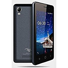 1408- - 8GB- -512MB RAM - 5MP Camera - - Dual SIM - Black].