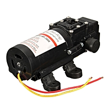 2016 New OPHIR RV /Marine 12V DC 60W Demand Fresh Water Diaphragm Self Priming Pump Low Pressure
