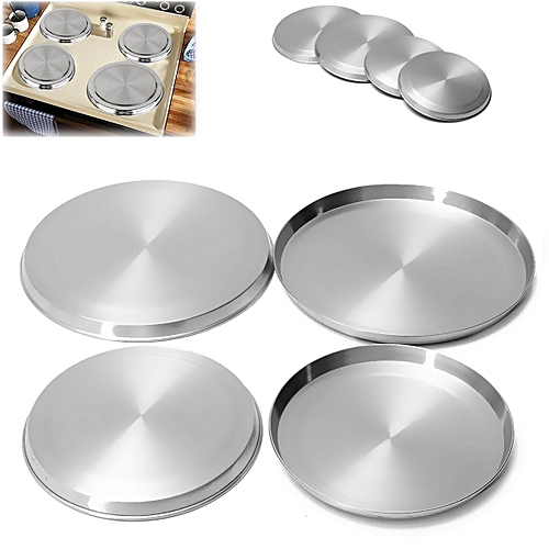 Buy Generic 12pcs Set Stainless Steel Kitchen Stove Top Covers