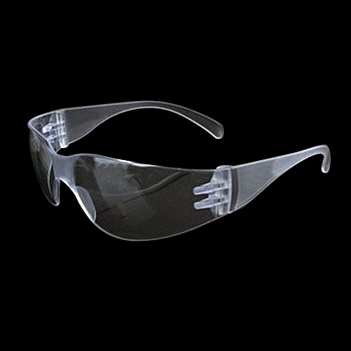 e5802c8a7942 Generic Home-1 PC Anti-dust Safety Glasses Lab Eye Protection Medical Protective  Eyewear Transparent
