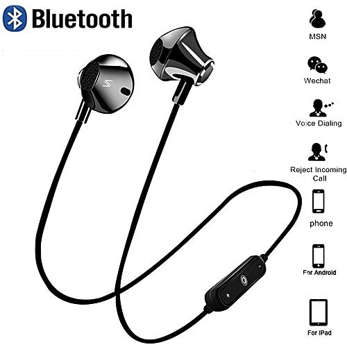 f526a2d87c4 Generic Bluetooth Earphone Wireless Headphones For Xiaomi Redmi Note 5 6  Pro Stereo HiFi Headset Super Bass Earbuds Earphone(#Color 3)