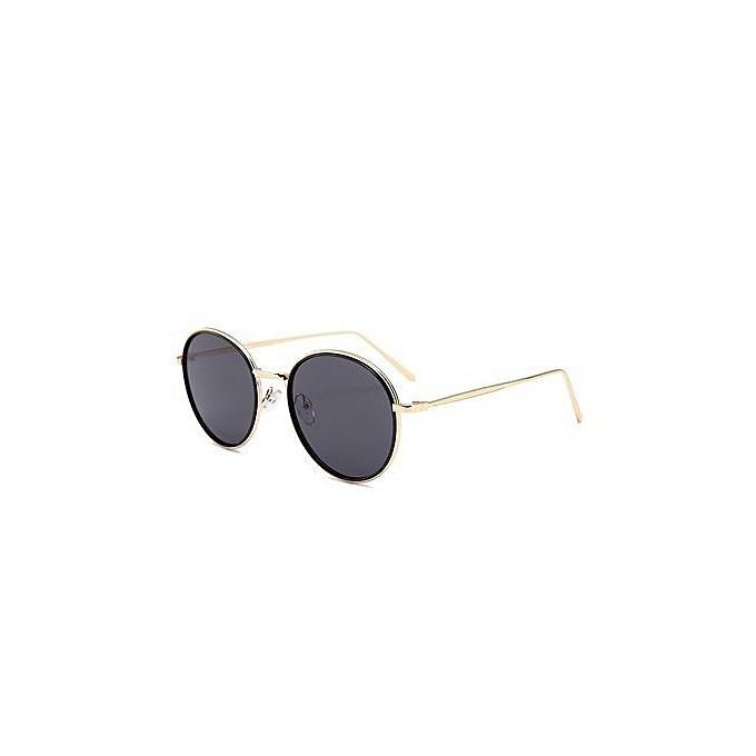 9e9888a3950 Fashion Women Vintage Full Frame Pilot Sunglasses - Black   Best ...