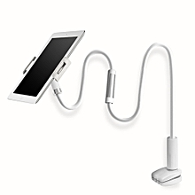 BUBM 1M Flexible Long Arm Clip Metal Holder Lazy Bracket Stand For 8 10.1 Inch Tablet