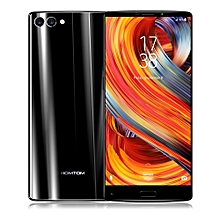S9 Plus 4G Smartphone 5.99 inch Android 7.0 MTK6750T Octa Core 1.5GHz 4GB RAM 64GB ROM Support OTG Fingerprint - BLACK