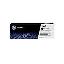 36A (CB436A) - LaserJet Toner Cartridge - Black