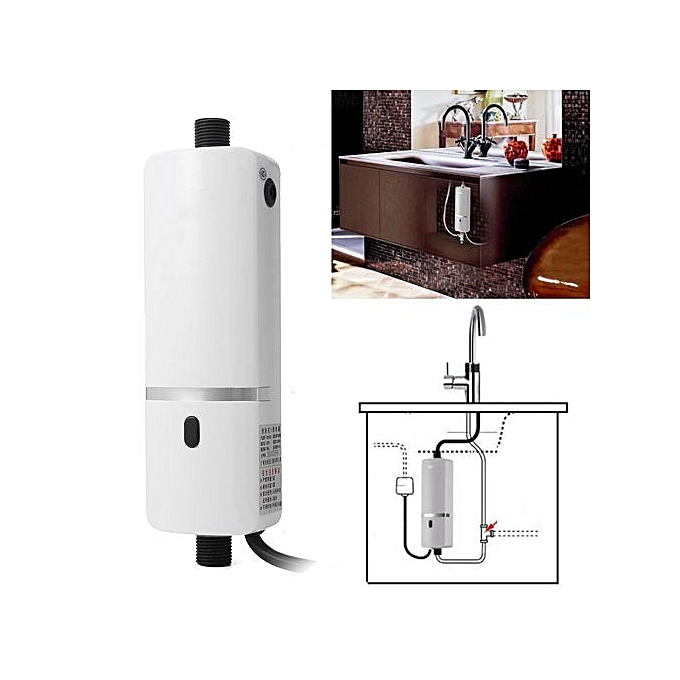 Universal Instant Electric Tankless Water Heater Shower