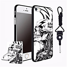 For IPhone 5 5s Mini Case 4.0 Inch Cool Design Colored Paiting Soft TPU Silicone Back Cover Case Phone Cases(Multicolor-16)