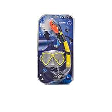 Swim Set Silicon Aviator Pro Jnr: 55960: Intex