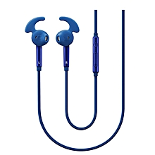 Samsung EG920 Stereo Earphone In-ear 3.5mm Universal Earbuds with Mic and In-line Control-OCEAN BLUE