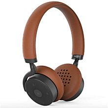 LEBAIQI Remax RB-300HB Touch Control Bluetooth Wireless Headphone