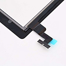 Replacement Touch Screen Glass Digitizer + Home Button Assembly for iPad 2