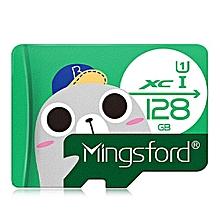 8G / 16G / 64G / 128G Micro SD / TF Card-Green